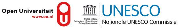 Open Universiteit en UNESCO