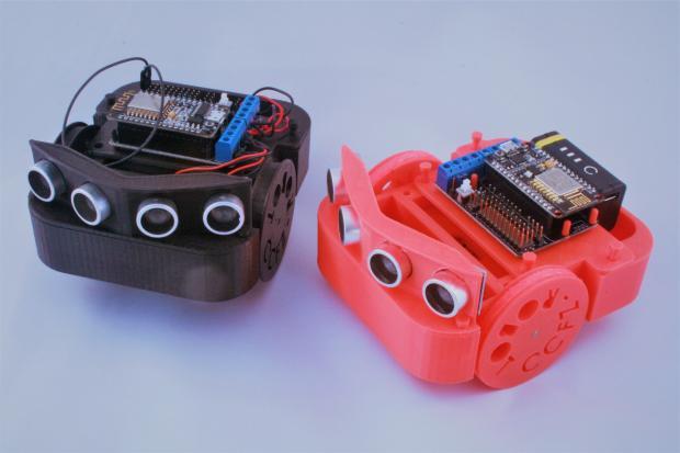 Groep Robotics CCFZ